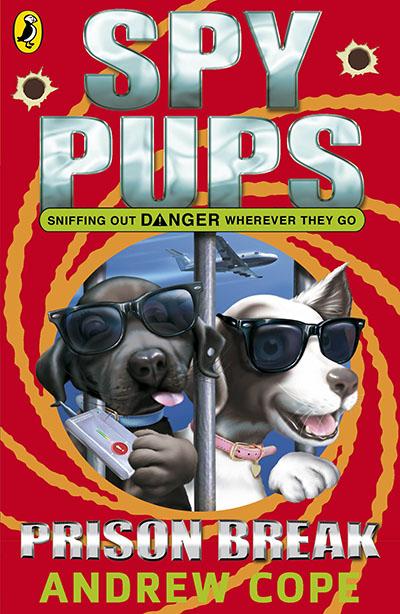 Spy Pups: Prison Break - Jacket