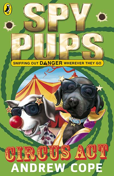 Spy Pups Circus Act - Jacket