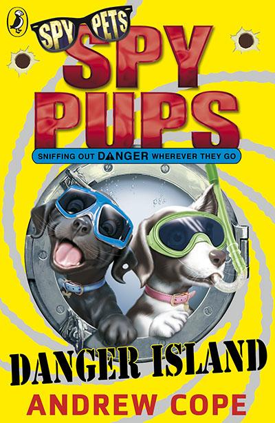 Spy Pups Danger Island - Jacket