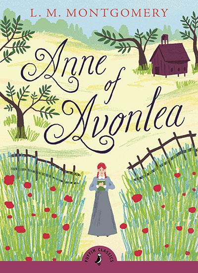 Anne of Avonlea - Jacket