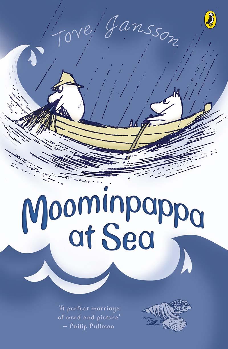 Moominpappa at Sea - Jacket