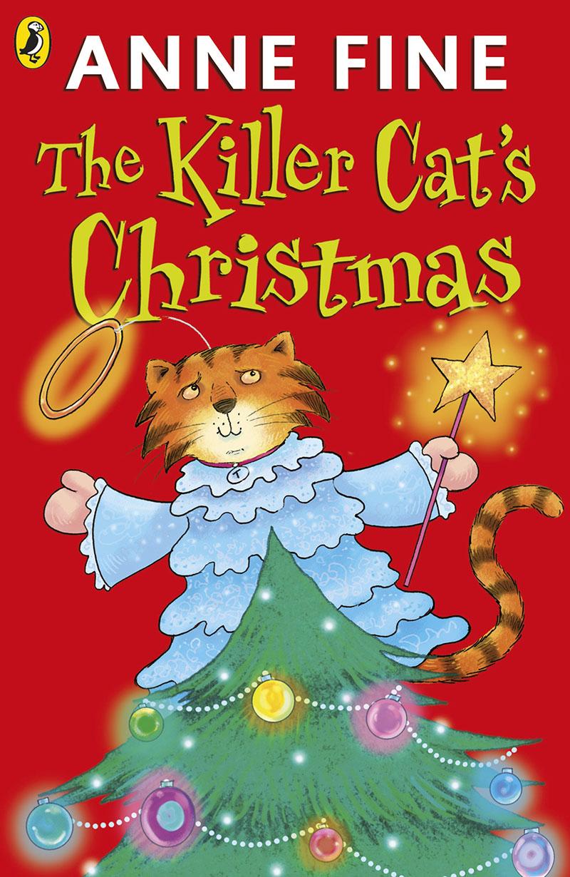The Killer Cat's Christmas - Jacket