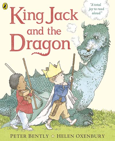 King Jack and the Dragon - Jacket