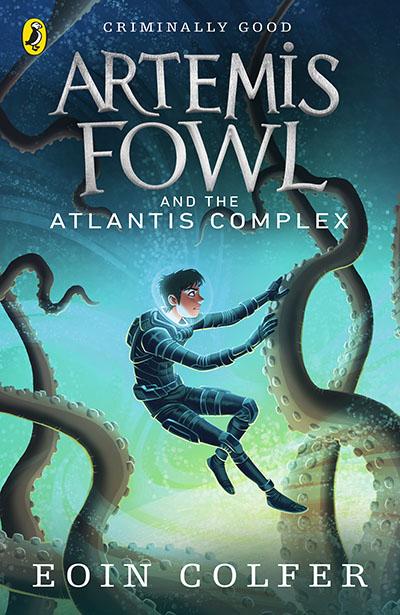 Artemis Fowl and the Atlantis Complex - Jacket