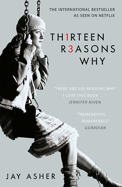 Thirteen Reasons Why - Jacket