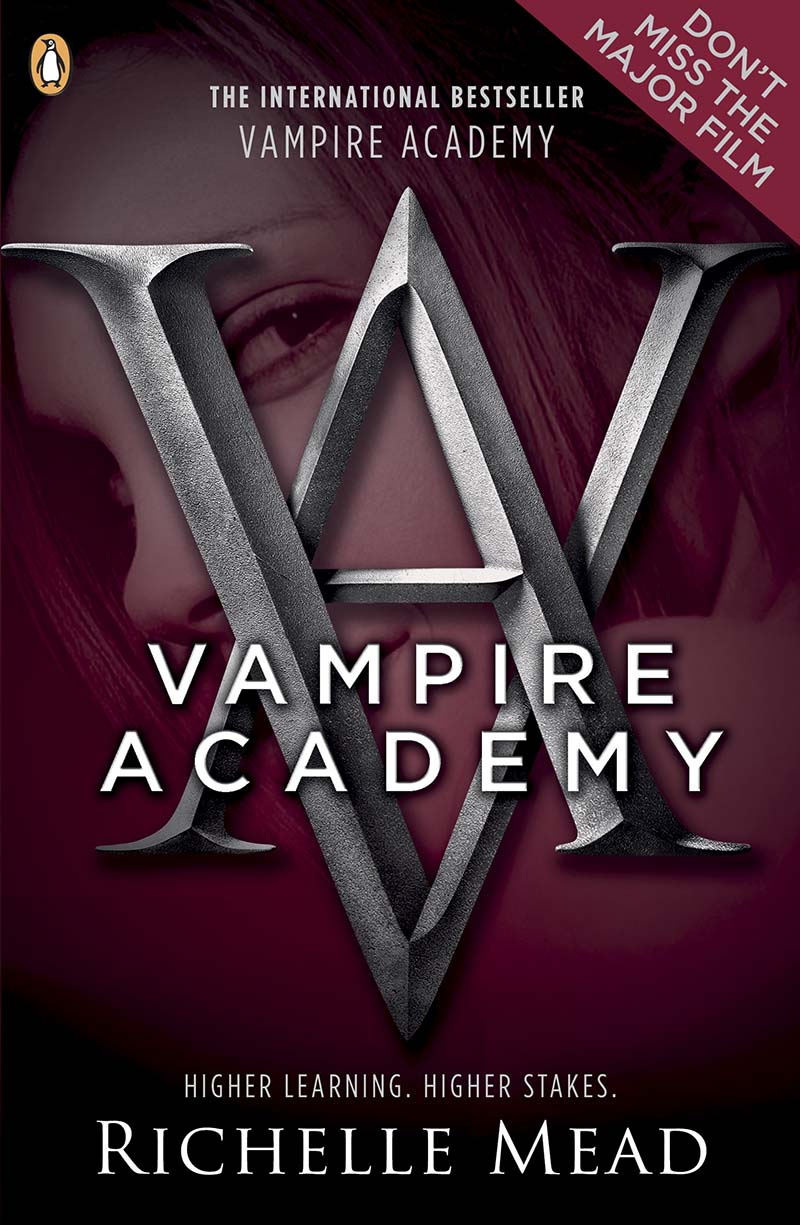 Vampire Academy (book 1) - Jacket