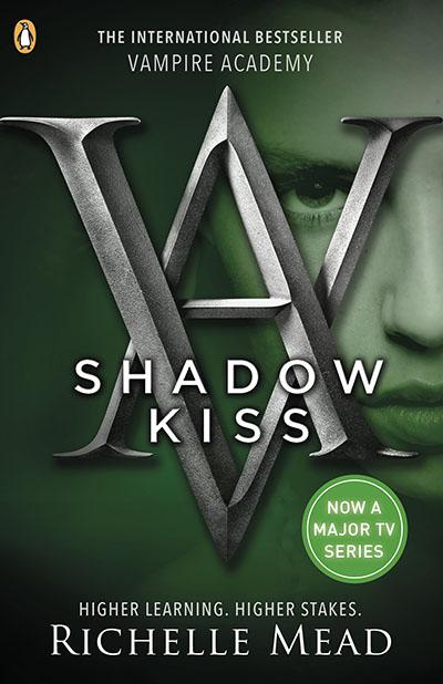 Vampire Academy: Shadow Kiss (book 3) - Jacket