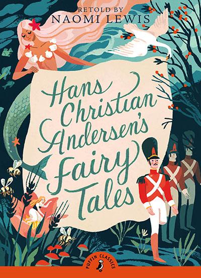 Hans Andersen's Fairy Tales - Jacket