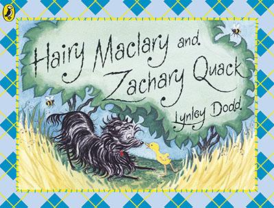 Hairy Maclary and Zachary Quack - Jacket