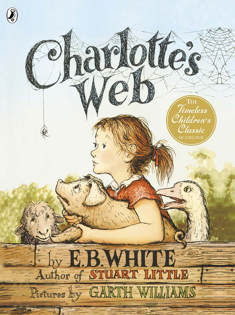 Charlotte's Web (Colour Edn) - Jacket