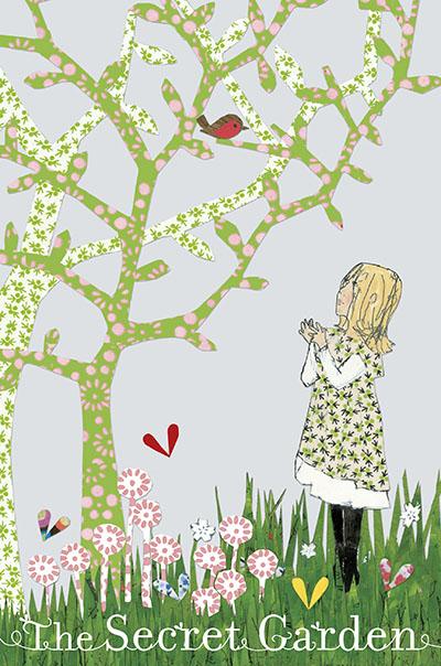 The Secret Garden (centenary ed) - Jacket