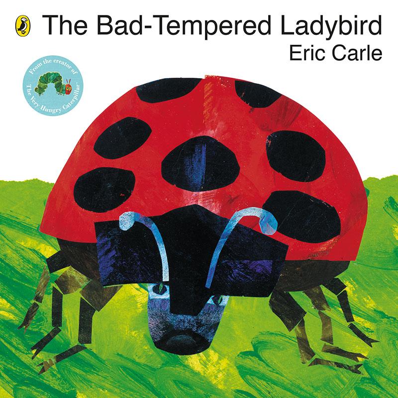 The Bad-tempered Ladybird - Jacket