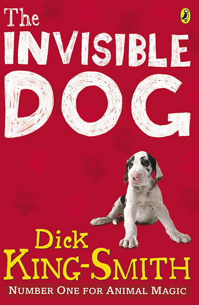 The Invisible Dog - Jacket