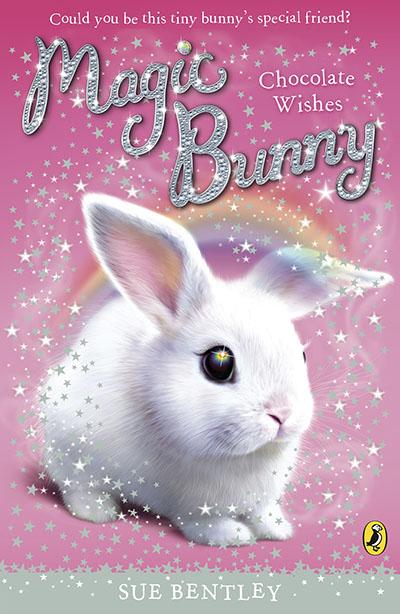 Magic Bunny: Chocolate Wishes - Jacket