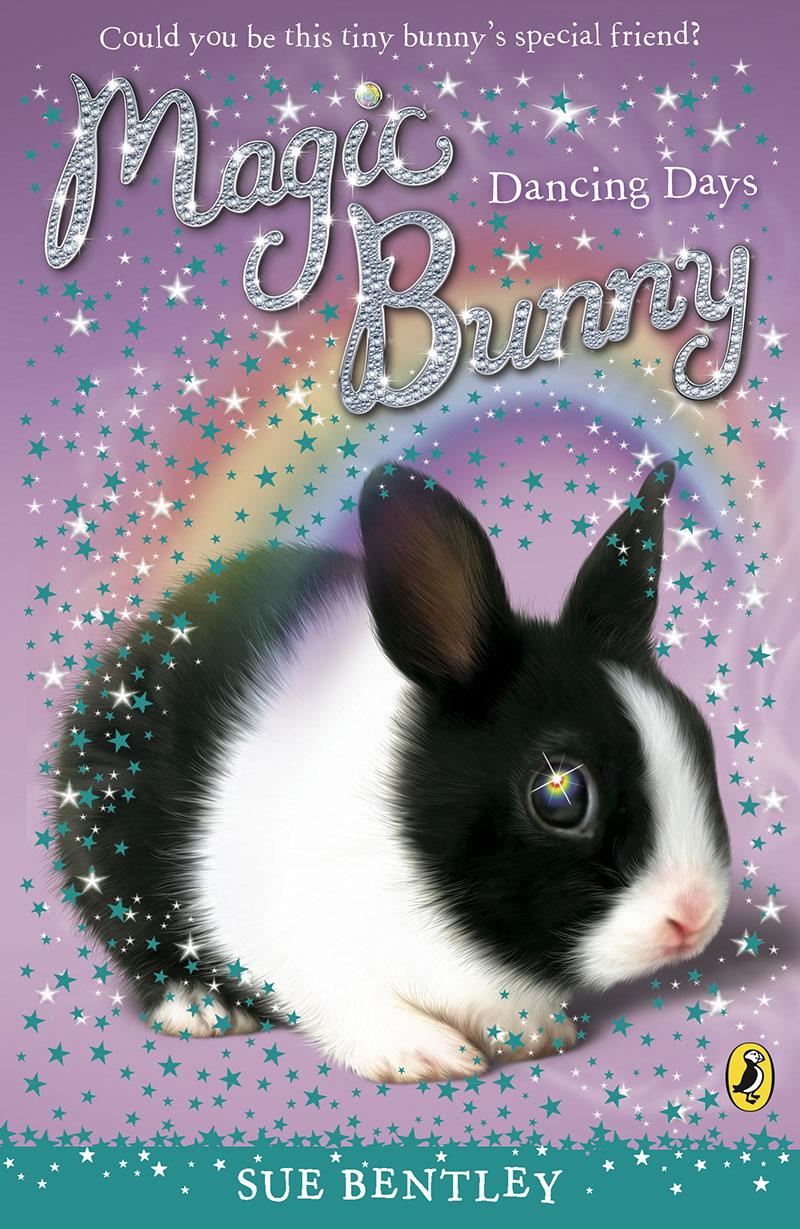 Magic Bunny: Dancing Days - Jacket