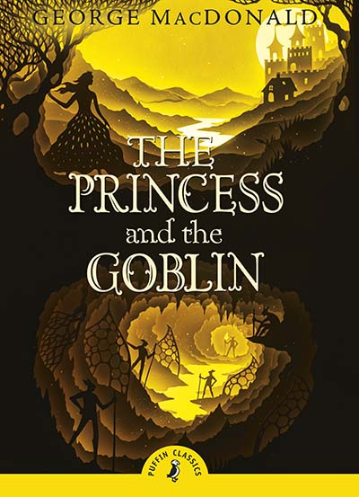 The Princess and the Goblin - Jacket