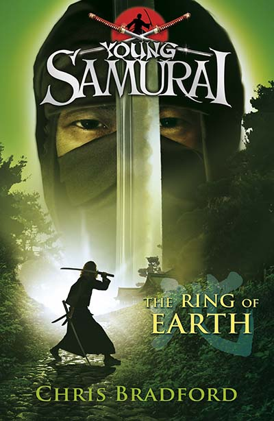 The Ring of Earth (Young Samurai, Book 4) - Jacket