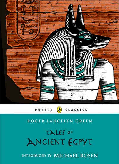 Tales of Ancient Egypt - Jacket