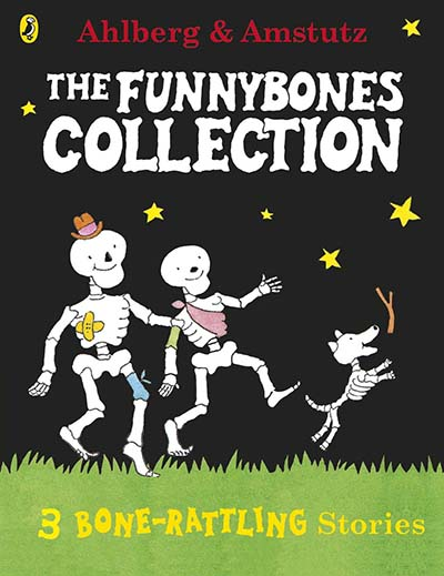 Funnybones: A Bone Rattling Collection - Jacket