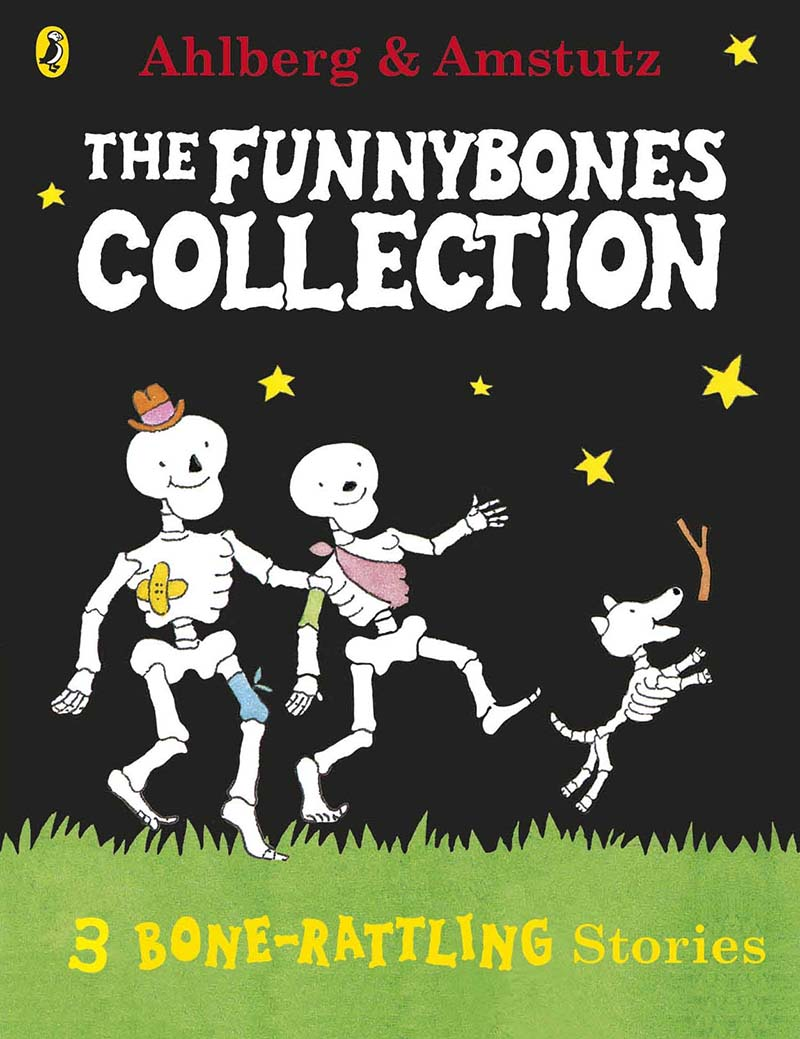 Funnybones: A Bone Rattling Collection - Jacket