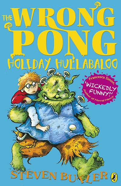 The Wrong Pong: Holiday Hullabaloo - Jacket