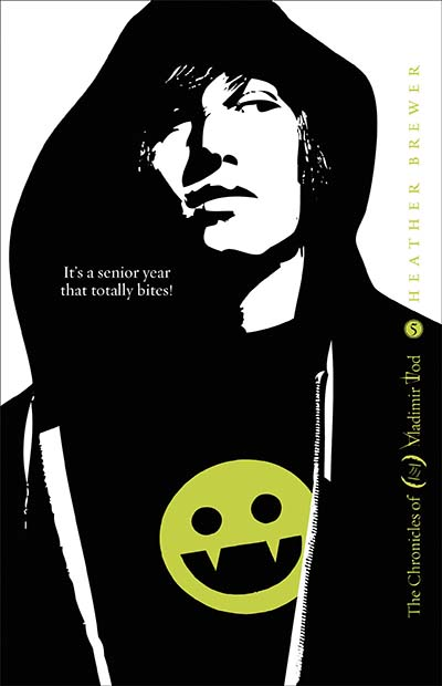 The Chronicles of Vladimir Tod: Twelfth Grade Kills - Jacket