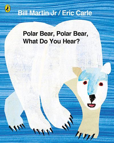 Polar Bear, Polar Bear, What Do You Hear? - Jacket
