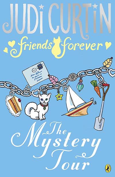 Friends Forever: The Mystery Tour - Jacket
