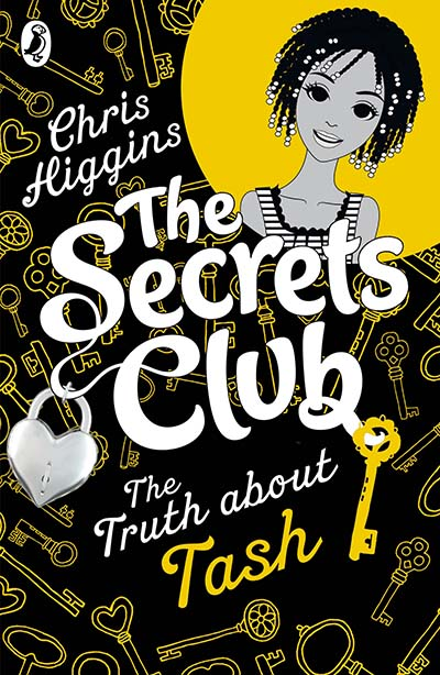 The Secrets Club: The Truth about Tash - Jacket