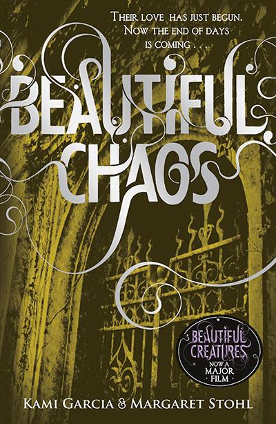 Beautiful Chaos (Book 3) - Jacket
