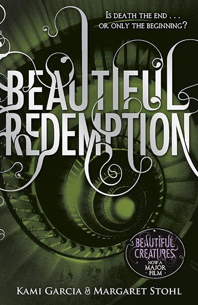 Beautiful Redemption (Book 4) - Jacket