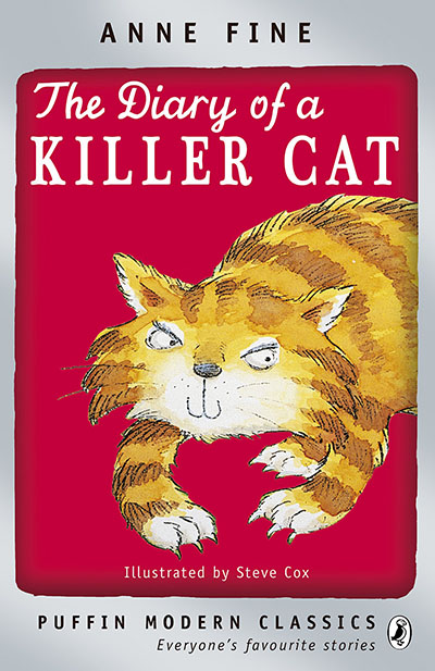 The Diary of a Killer Cat - Jacket