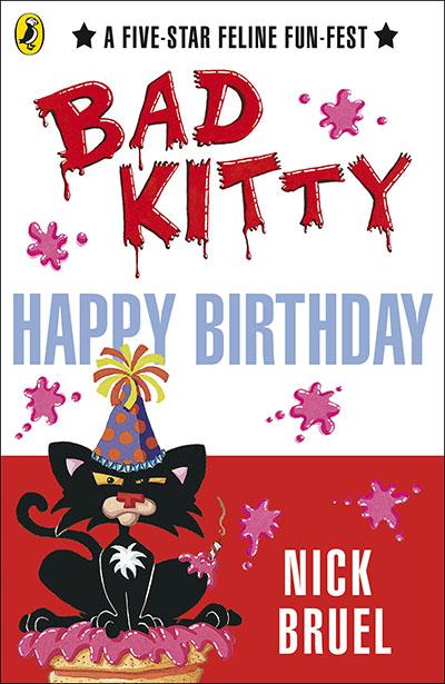 Happy Birthday, Bad Kitty - Jacket