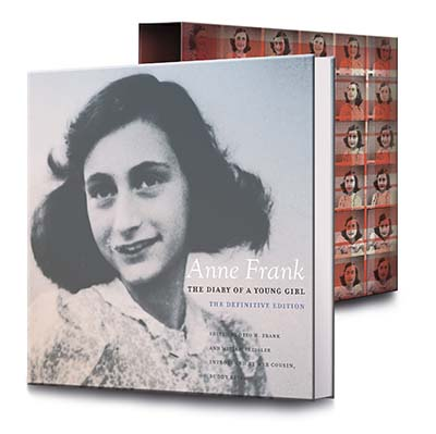 The Diary of a Young Girl (H/B slipcase) - Jacket