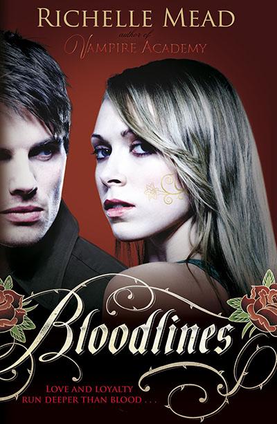 Bloodlines (book 1) - Jacket