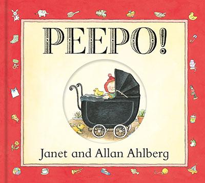 Peepo! (Board Book) - Jacket