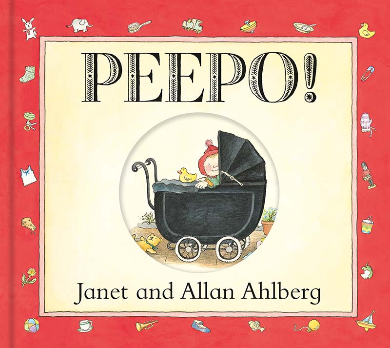 Peepo! (Board Book) - Jacket