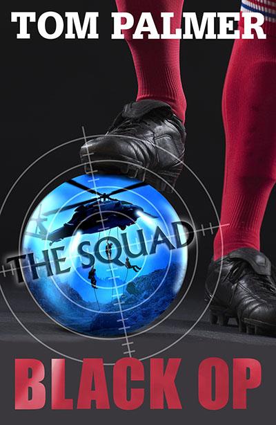The Squad: Black Op - Jacket