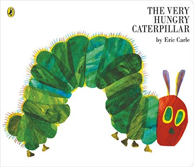 The Very Hungry Caterpillar (Big Board Book) - Jacket