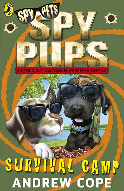 Spy Pups: Survival Camp - Jacket