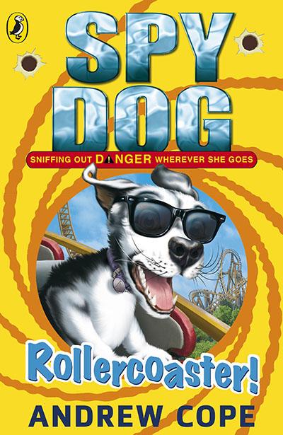 Spy Dog: Rollercoaster! - Jacket