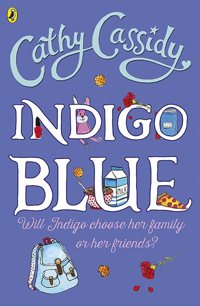 Indigo Blue - Jacket