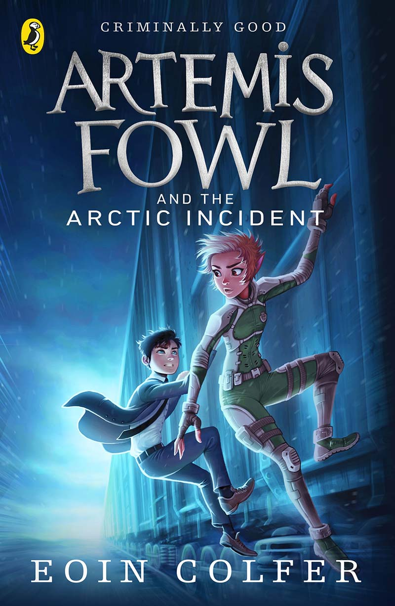 Artemis Fowl and The Arctic Incident - Jacket
