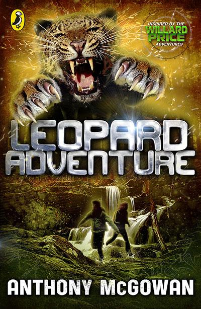 Willard Price: Leopard Adventure - Jacket