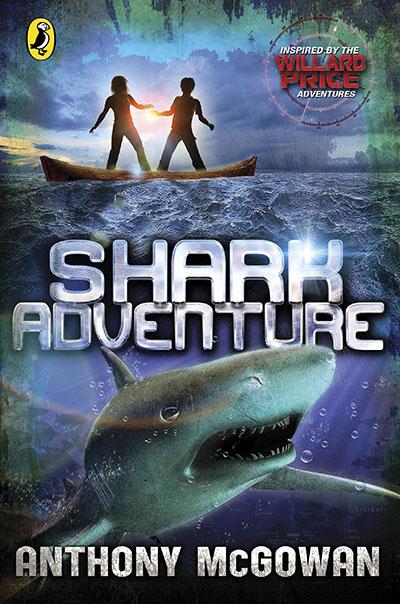 Willard Price: Shark Adventure - Jacket