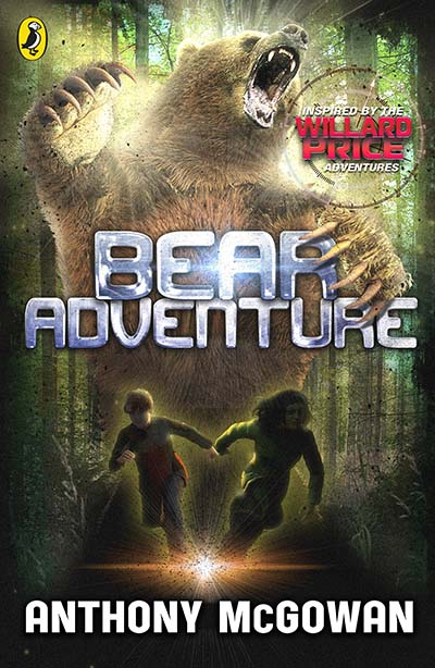 Willard Price: Bear Adventure - Jacket