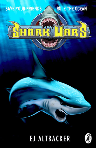 Shark Wars - Jacket
