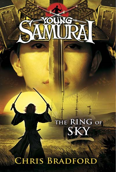 The Ring of Sky (Young Samurai, Book 8) - Jacket
