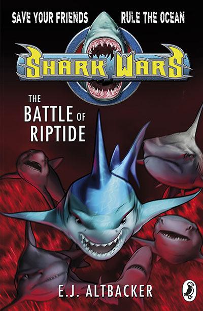 Shark Wars: The Battle of Riptide - Jacket