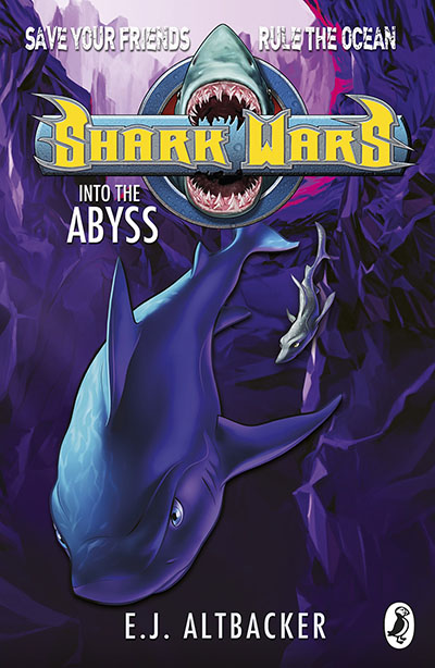 Shark Wars: Into the Abyss - Jacket